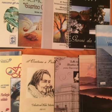 Le mie poesie pubblicate in antologie