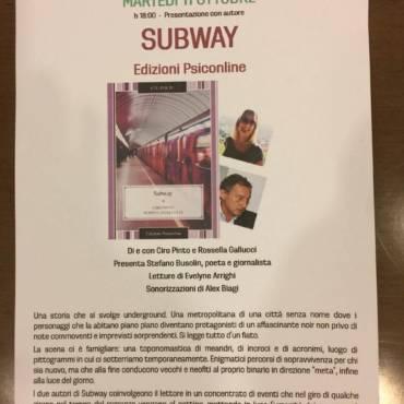 Subway pres a Le Murate Caffè Letterario, Firenze