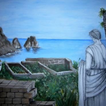 L'articolo sul blog di Tra le righe su Il passero e l'Imperatore