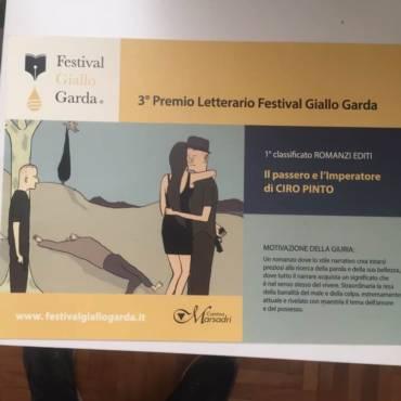 Video della Finale della terza edizione del Festival Giallo Garda 2017