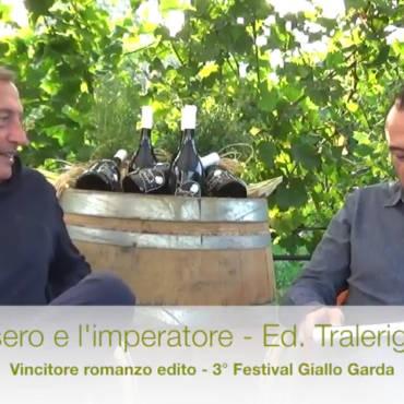 Video dell'intervista alla terza edizione Festival Giallo Garda 2017