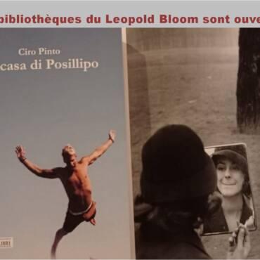 La casa di Posillipo Recensione di Alessandro Orefice su Volti e libri di letture condivise