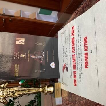 Premio Autore per il Passero e l'imperatore